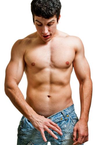 erezione durante un massaggio da una amica o